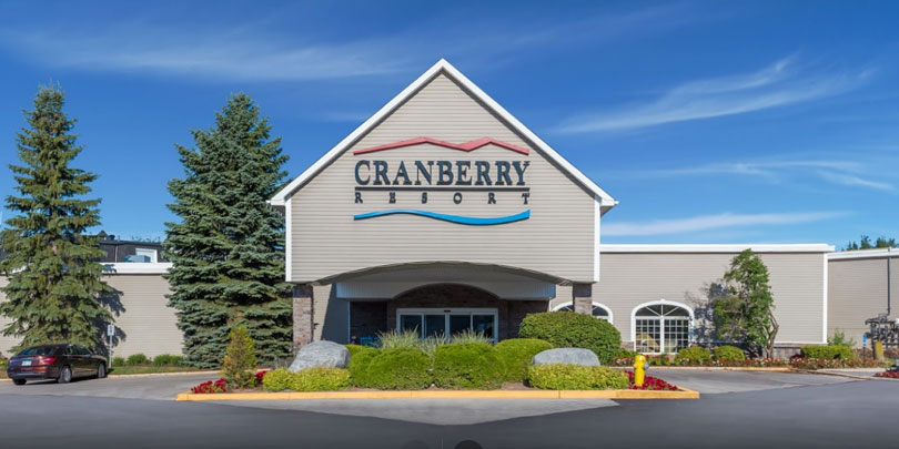 Cranberry Resort Promotion